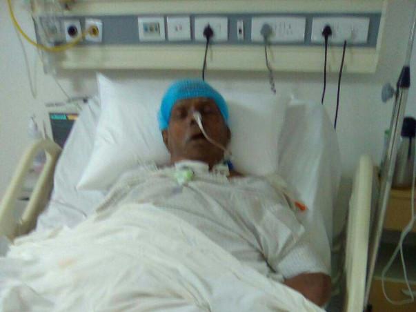 Help DAV ex-Principal Mr Prasad win his life battle