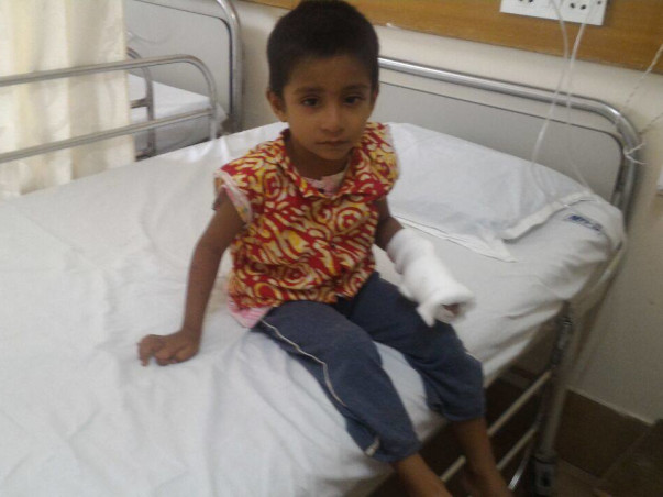 Help This 3-Year-Old Undergo A Crucial Heart Surgery