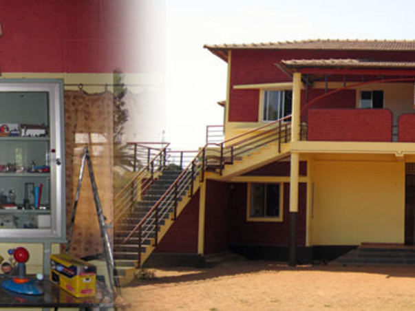 Help Us Setup A Science Centre And Library in Sirsi