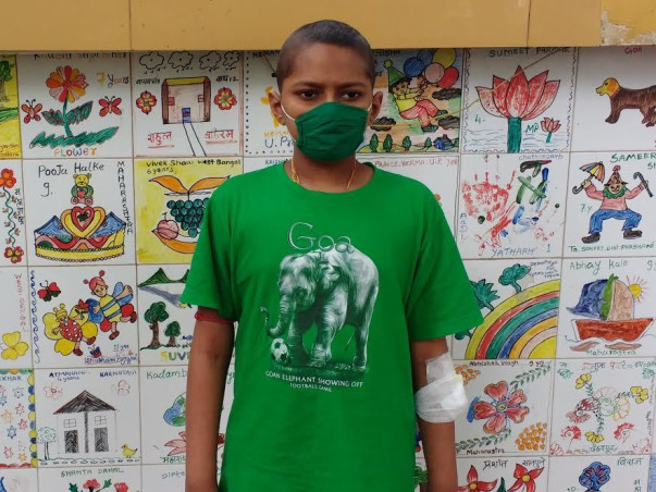 My 11-Year-Old Son Is Fighting Cancer. Help Me Save Him
