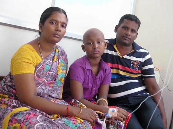 Help Mathumitha Fight Acute Myleoid Leukemia(Blood Cancer)