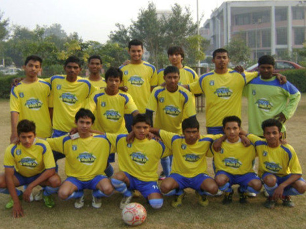 Help Us Start A Football League For Under Privileged Students In Delhi