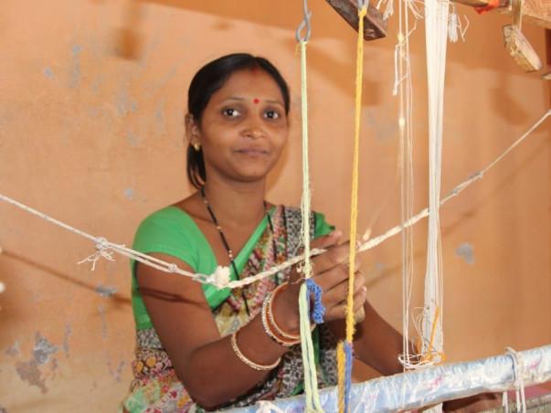 Support Women Weaver's Incubation Program