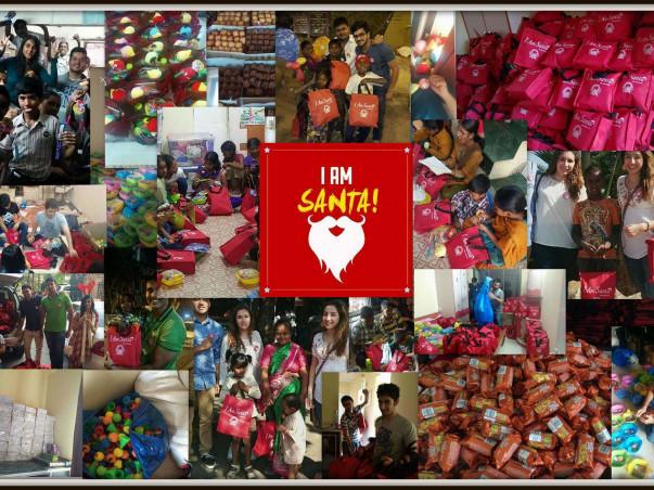 Birthday fundraiser to support 'I am Santa' initiative