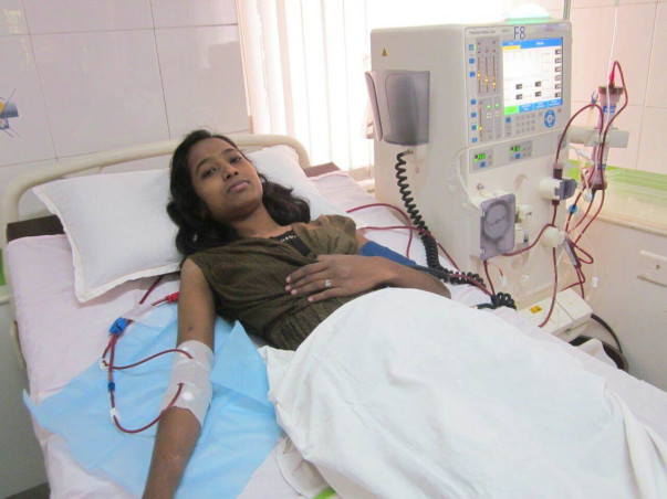 Help an auto-driver donate a kidney and save his daughter's life