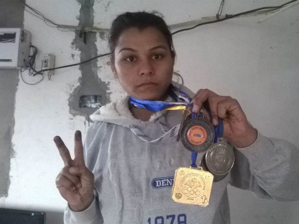 This Upcoming Boxer Needs Your Support For Her Coaching