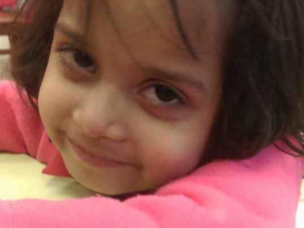Help 6-Year-Old Pari Undergo A Bone Marrow Transplant