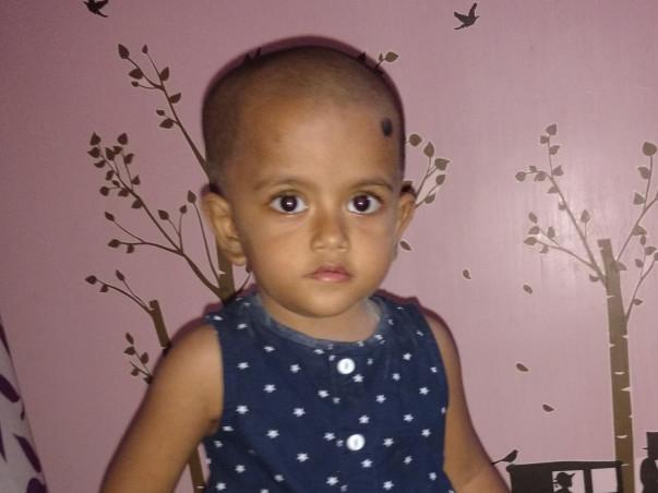 Help Arisha undergo a bone marrow transplant