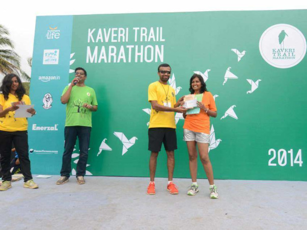 I am running my first full marathon to help KKH lake