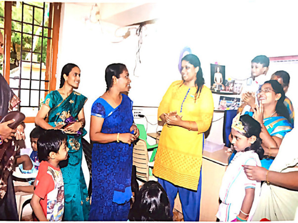Krupa Needs Your Help To Build A Special Needs School In Chennai