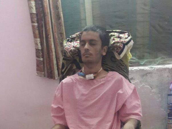 Help This Afghan Student In India Settle His Hospital Bills