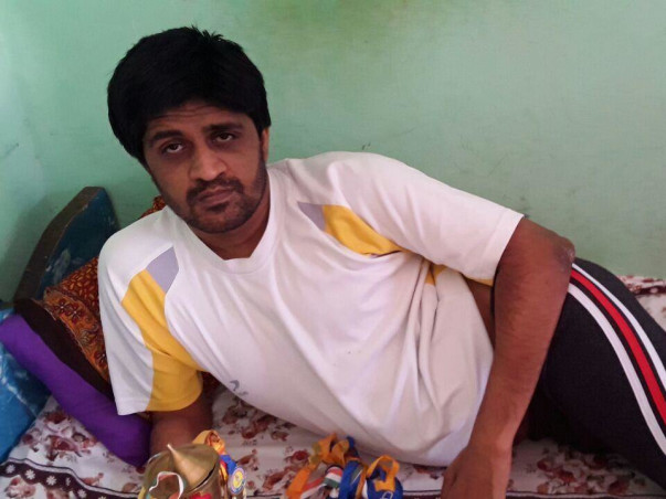 Kindly Help This Once National Level Gymnast Who Is Now Paralysed