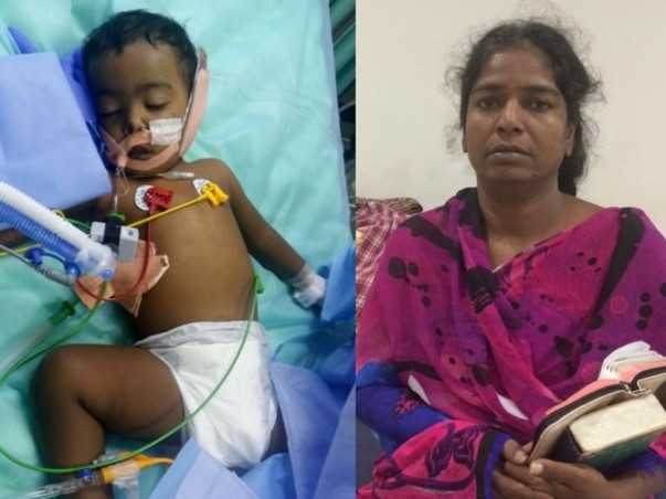 Help This Single Mother Save Her 15-Month-Old Daughter