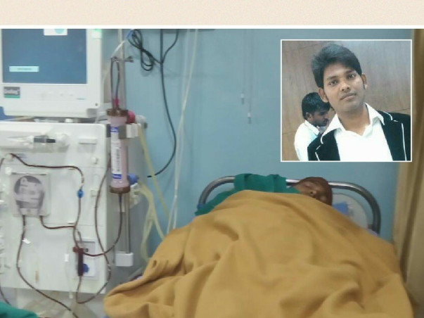 Help Pradip for his kidney transplant