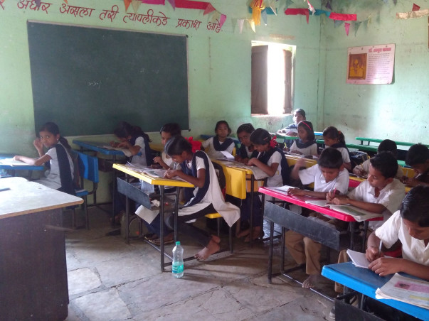 StudyMall- Support rural children to get digital learning and library.