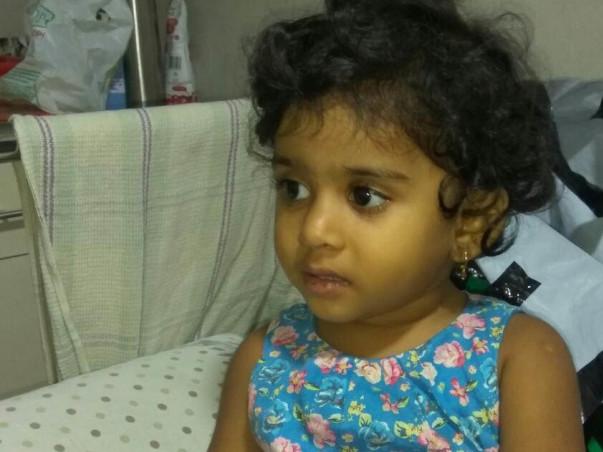 Help Pavithra fight Leukemia