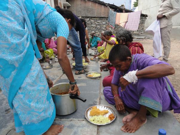 Sponsor Nutritious Meals For Destitute Elderly Persons