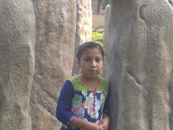 Save Baby Ayesha From A Pulmonary Disorder