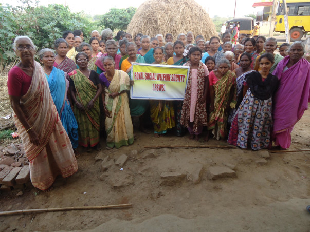 Help us (RSWS) reach the unreached.