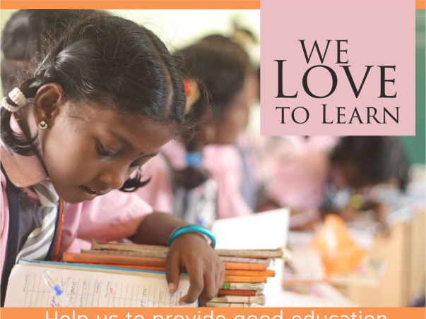 Lend a hand for Rural Education