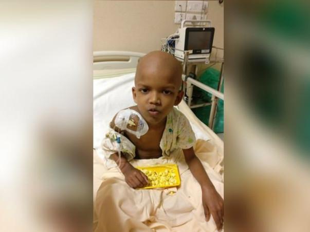 Help Baby Abdul Malik Fight Blood Cancer