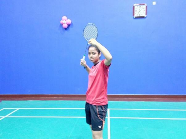 Help Unnati Make A Name For India In International Badminton