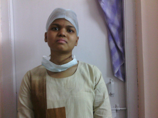 Help 14-Year-Old Jeevana Fight Cancer