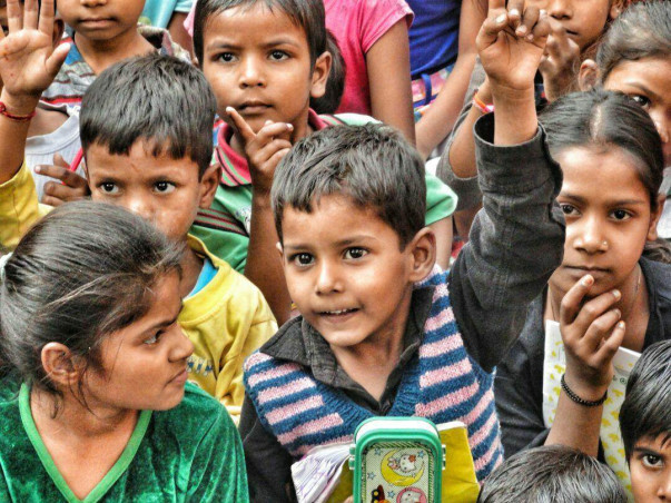 Help Us Organize a Cultural Event For Slum Kids