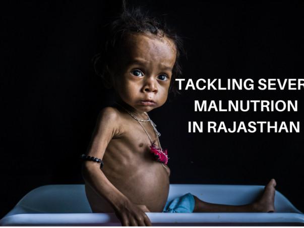 Urgent Appeal To Save Lives of Malnourished Children in Rajasthan