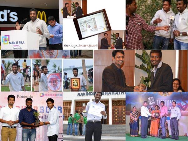 Saketh Kothamasu Representing India at HIVE Global Leaders Programme