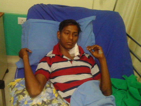 Help Pintu undergo kidney transplant