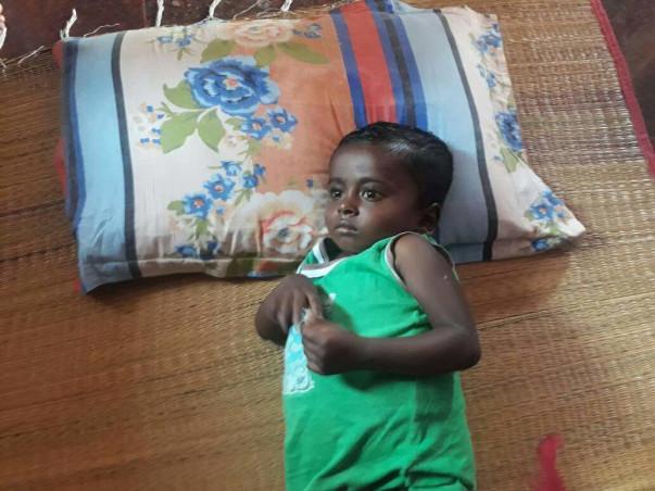 Help Baby Amarnath Get Chemotherapy