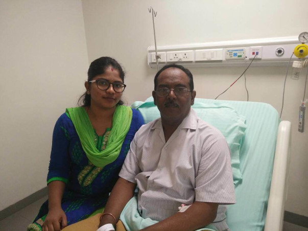 My 53-year-Old Father Will Not Make It Without A Liver Transplant