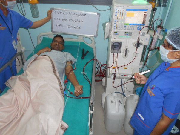 Help Ravi for Kidney Transplantation