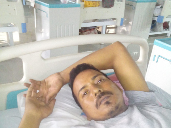 Help Saraswathi's Husband Survive