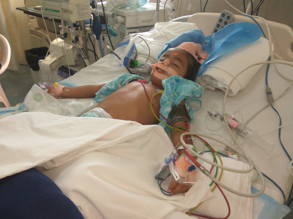 2-year-old Is Battling For Her Life After A Fall From The 3rd Floor