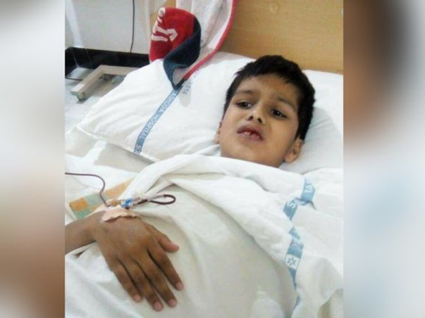 Raising Funds For 9 Year-Old Suffering With Leukemia