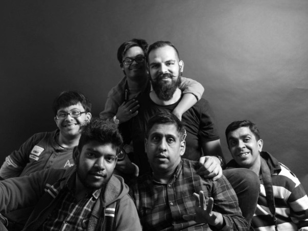 Setting a photo studio operated by adults with disabilities