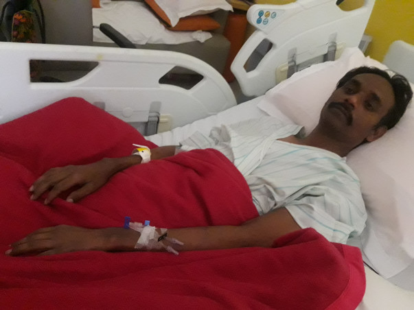This Eid gift a life! Help Arshad defeat fatal blood disease