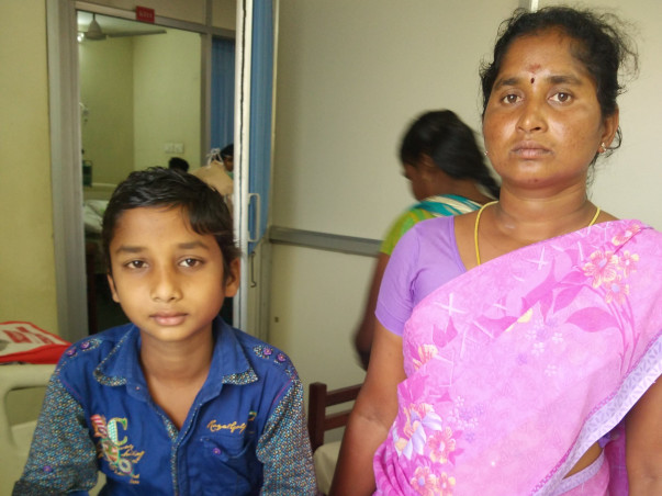 60 days, A 9-year-old In The ICU & A Family Waiting For A Miracle