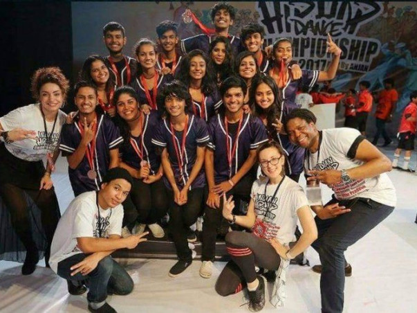 Help ShowStoppers represent India at World Hip Hop Championship 2017