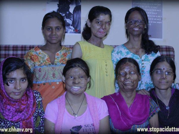 Help Laxmi Build A Home For Acid Attack Survivors