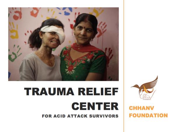 Help US Build A Home For Acid Attack Survivors