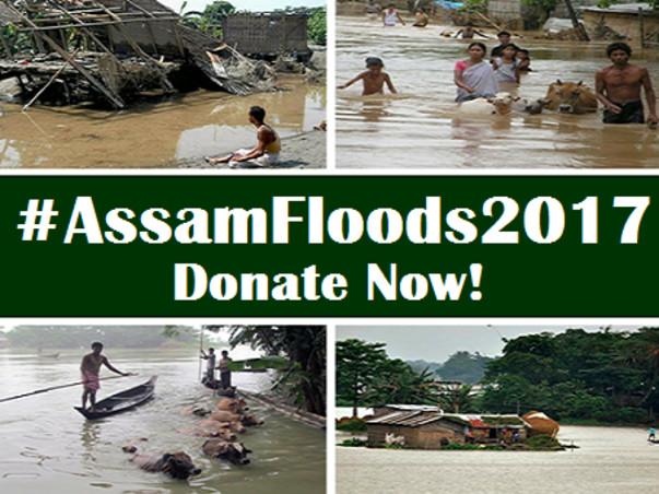 Assam Floods 2017 – Relief Appeal:
