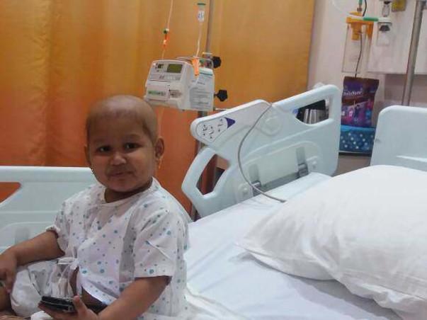 Help Aadya defeat cancer