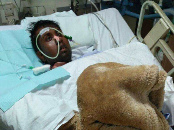 Help Ujjawal recover from Chronic Kidney Disease