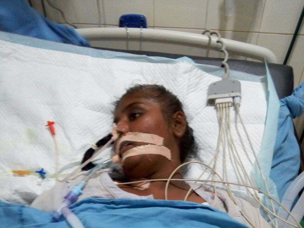 Help A Mother To Reach Her Son
