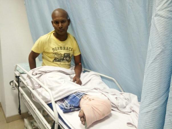 Cancer Has Made My Bones So Fragile That Even Walking Can Break My Leg
