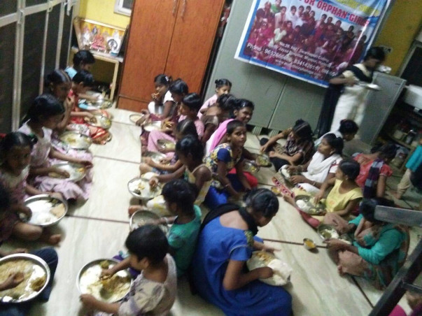 Create Endowment For Buying Food And Hygiene Products For Girls