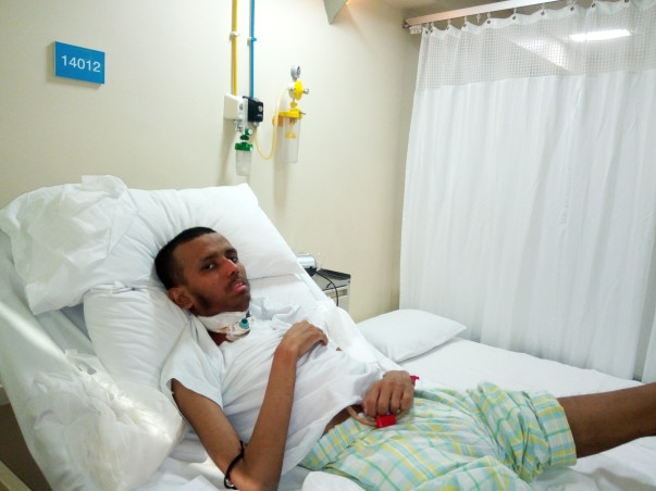 Nabendu Lost His Tongue To Cancer And Might Lose His Life Without Help